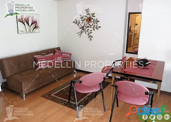 Alquiler Vacacional de Amoblados en Medellín Cód: 4248