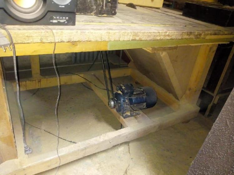 Herramienta y montaje para fabrica de armarios