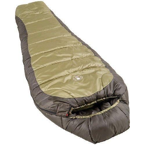 Coleman north clima extremo sleeping bag entrega inmediata
