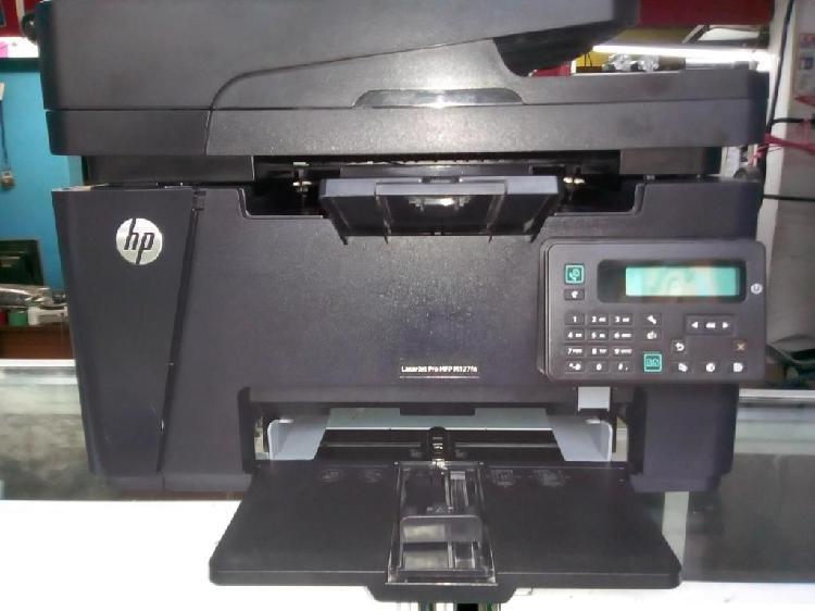 Impresora hp laser monocromatica