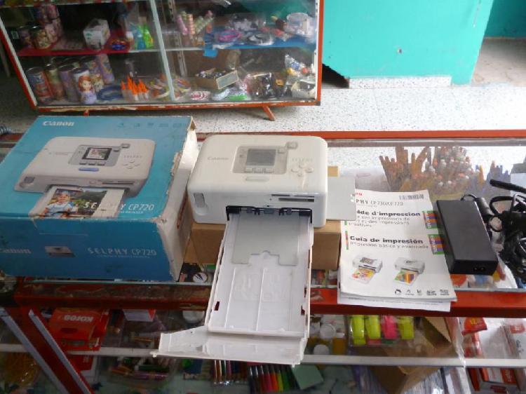 cambio Impresora fotográfica SELPHY CP720