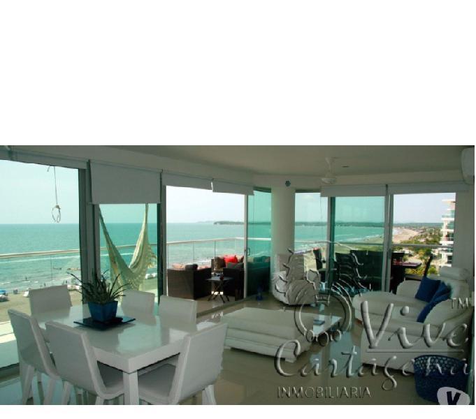 Alquiler de apartamentos con vista al mar en cartagena