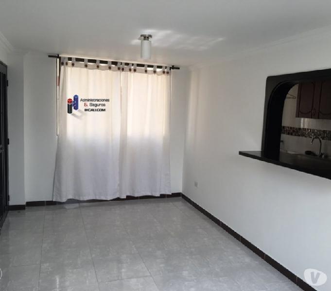 Apartamento en alquiler conjunto cerrado norte de cali base