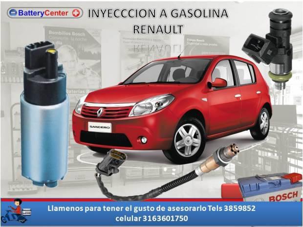 Bomba de gasolina inyección - pila de combustible- cali