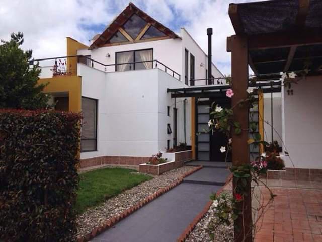 Casa condominio 220 m2 chia campestre cerca de piedra