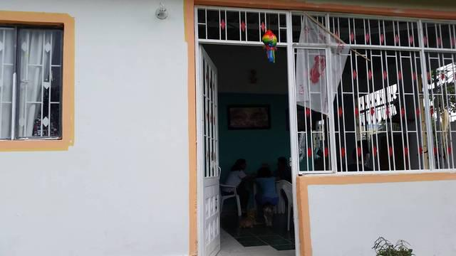 Casa campestre en zona rural