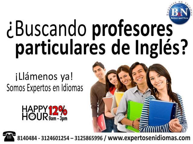 Clases de Ingles Particulares Bogota