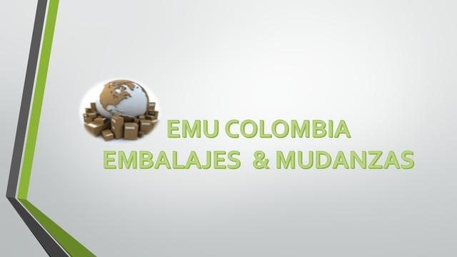 Embalajes & mudanzas colombia