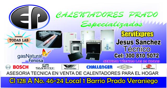 Mantenimiento de calentador,challenger,abba,3008105072 viber