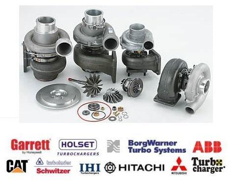 Turbos y sistemas de inyeccion diesel.