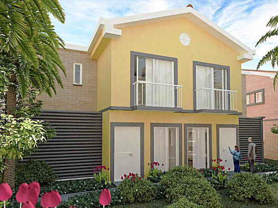 Vendo casa para estrenar en parque residencial montemayor
