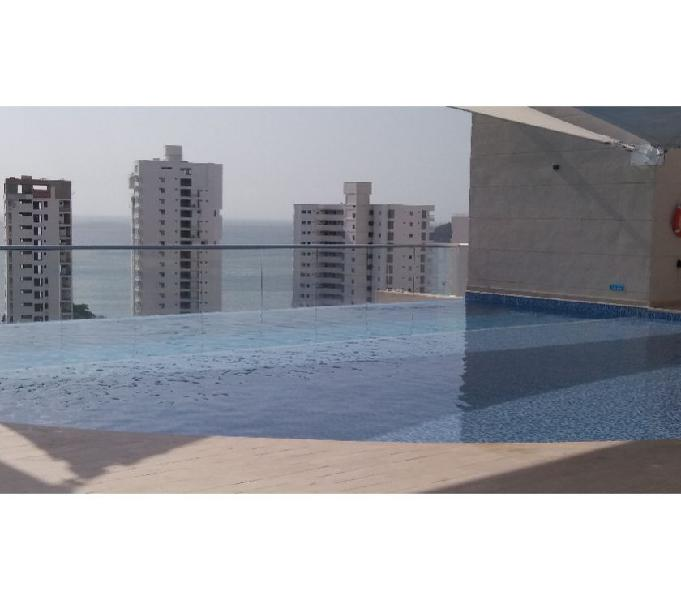 Apartamento de lujo 2 alcobas piscina 13 julio