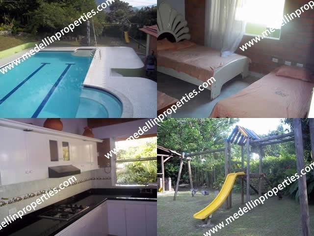 Alquiler de fincas de recreo copacabana codigo. 4033