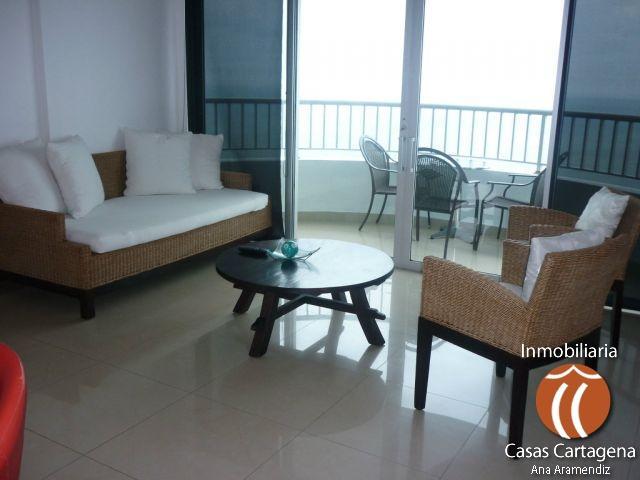 Alquilo apartamentos vista al mar palmetto eliptic cartagena