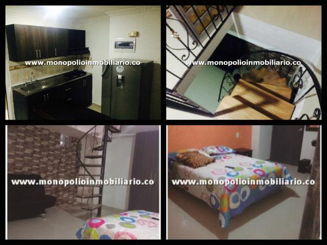 Apartamento amoblado para alquiler en laureles cod. 2635