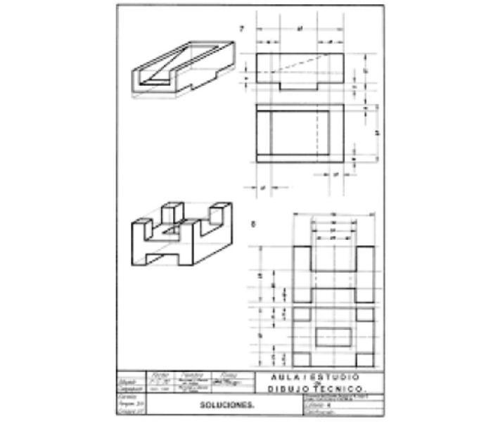 Curso de dibujo tecnico para princiantes