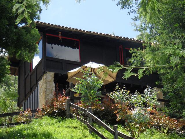 Cabaña en la represa del sisga, cundinamarca