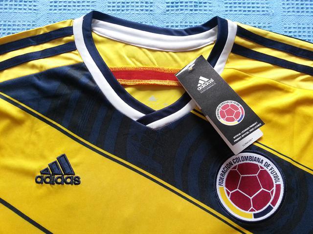 Camisetas selección colombia 20014