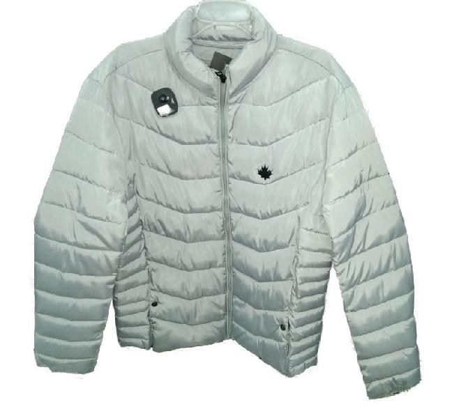 Chaqueta impermeable tipo columbia hombre