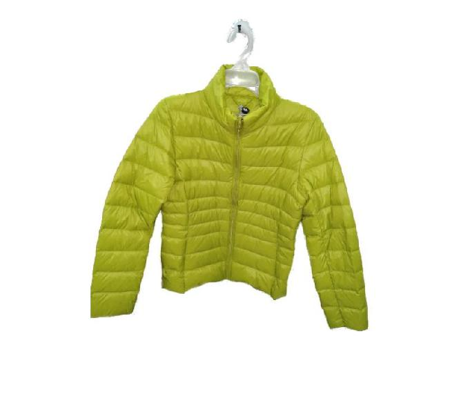 Chaqueta impermeable tipo columbia mujer