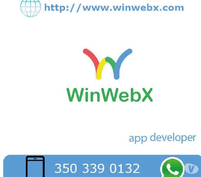 Diseño de páginas web y aplicaciones móviles en medellín
