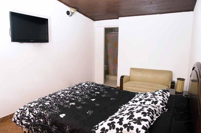 Habitación para 2, privada y cómoda en arriendo