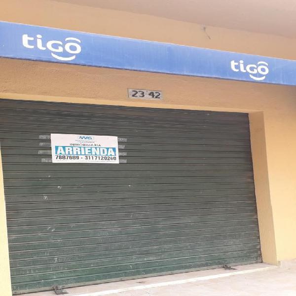 Locales comerciales en arriendo