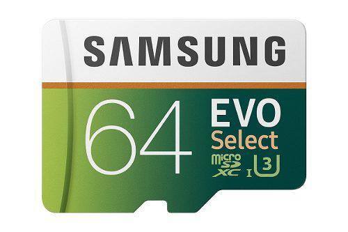 Memoria micro sd 64gb samsung clase 10 u3 original 4k oferta