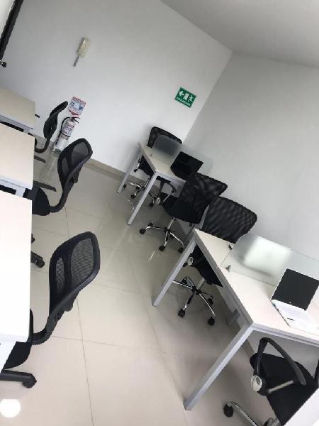 Oficinas en alquiler desde 250.000 modelo coworking con