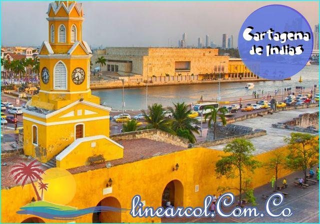Tour al caribe colombiano y medellin