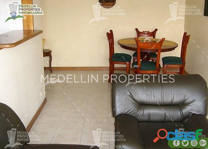 Apartamentos Amoblados Para Alquilar en Medellín Cód: 4122