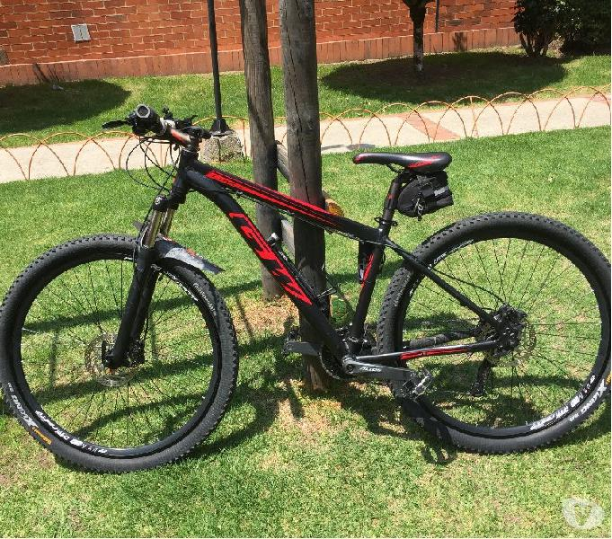 Bicicleta gw aluminio lince mountain bike