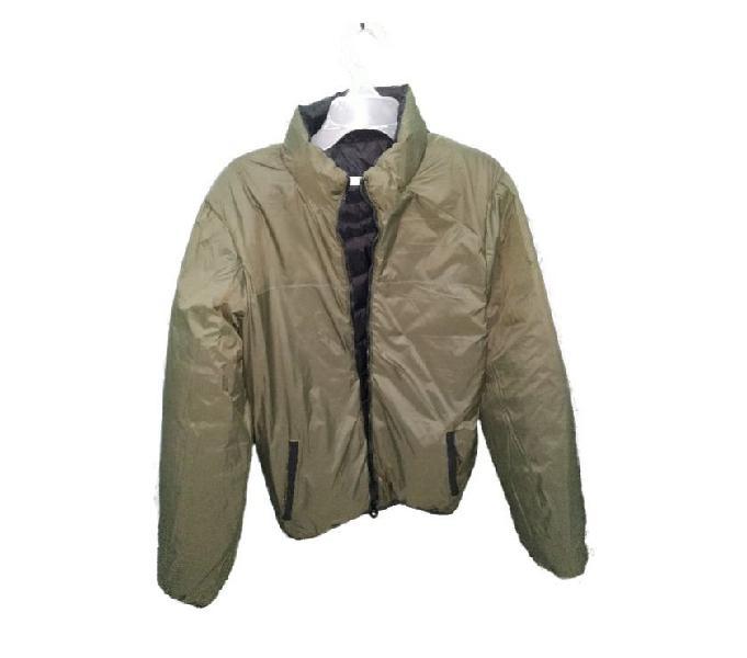 chaqueta doble faz impermeable hombre