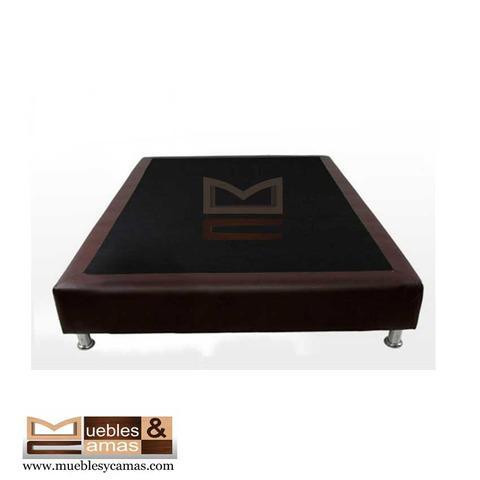 Base cama semidoble en promoción!