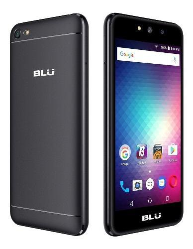 Blu energy ram 1gb 8gb bat 4000mah flash fontal android 6