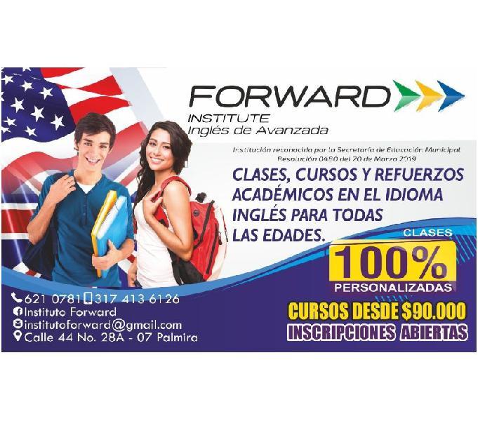 Instituto forward barrancabermeja