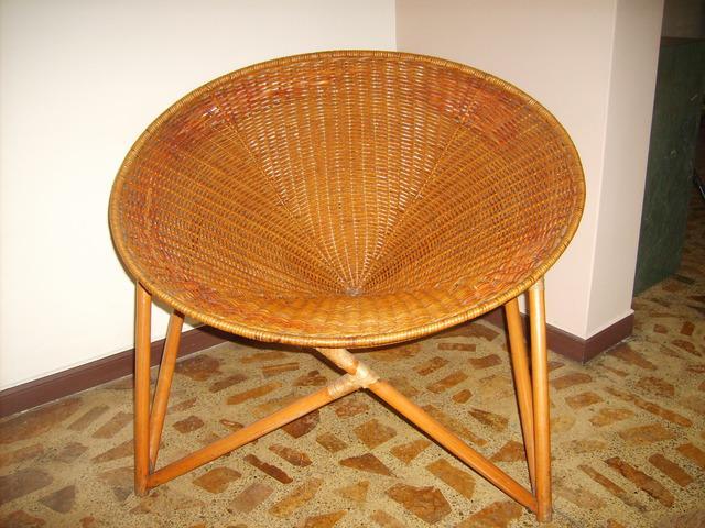Conjunto de sillas.