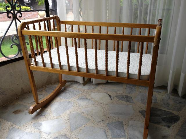 Cuna moisés para bebe en cali