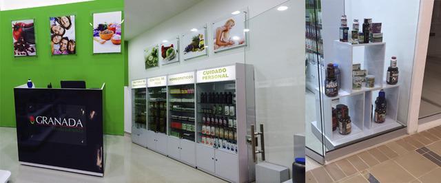 Diseño y montaje de locales comerciales, islas y kioskos