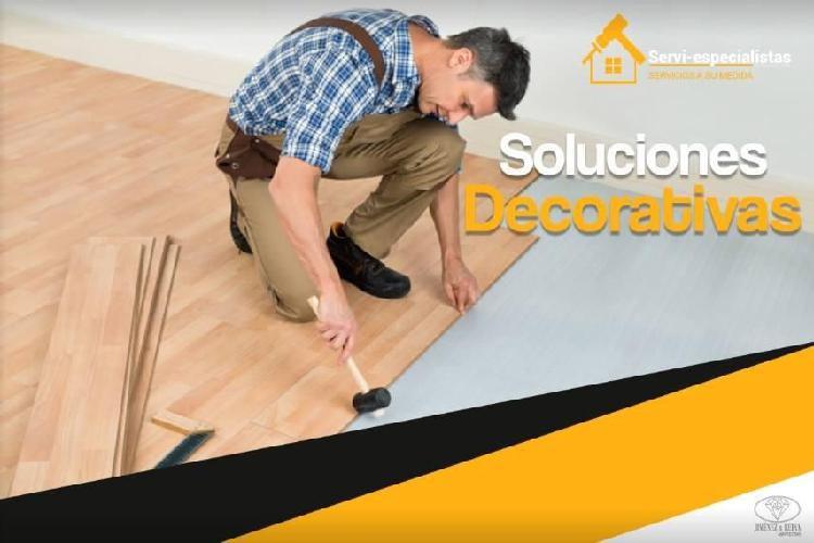 Diseño de interiores / soluciones decorativas