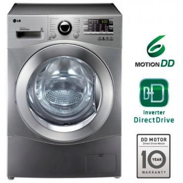 Lavadora / secadora lg 11.8kg wd-14a8rd7