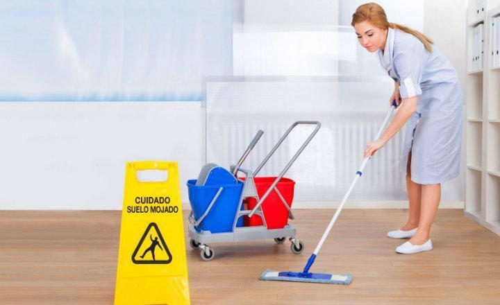 Postulación para servicios de limpieza