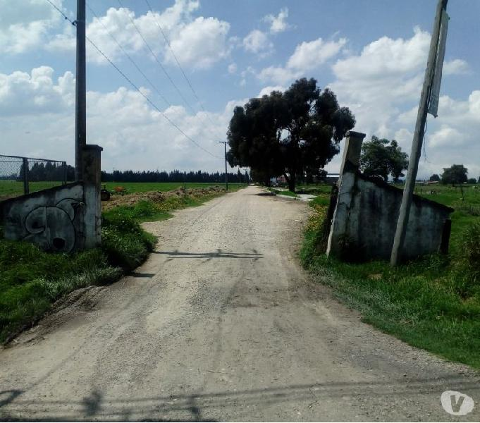 Se vende lote industrial sector siberia 23.000 m2