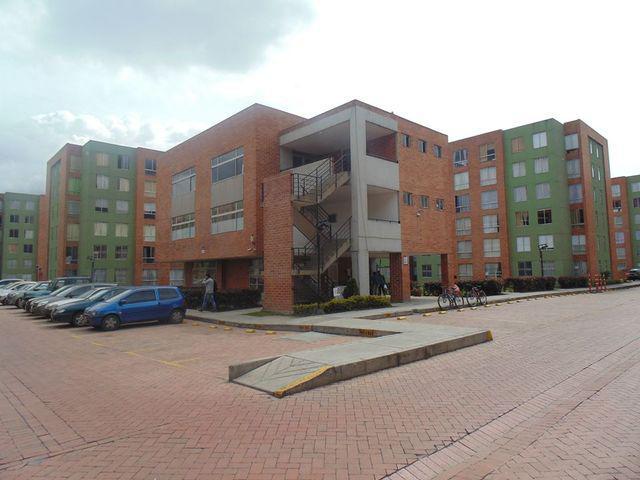 Vende apartamento inmobiliaria idm ltda