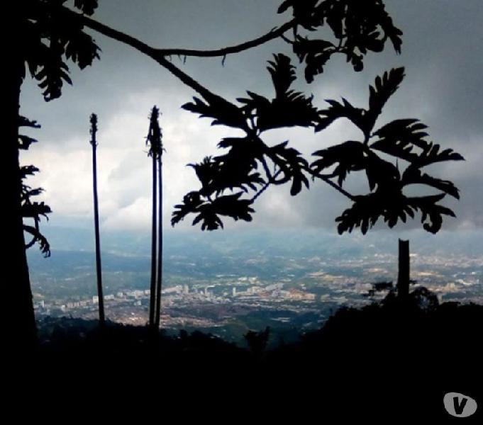 Venta de lotes -finca la suiza espectacular vista a bucaram