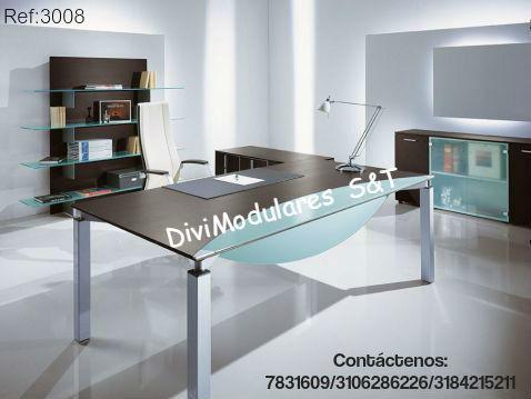 Venta y fabricacion de muebles call center, islas de