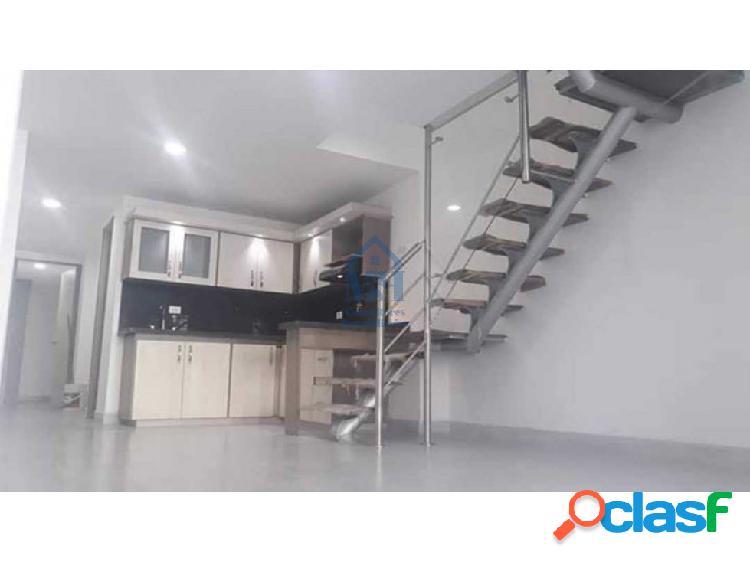 Duplex de piso 3y4 para estrenar, cabañitas, bello