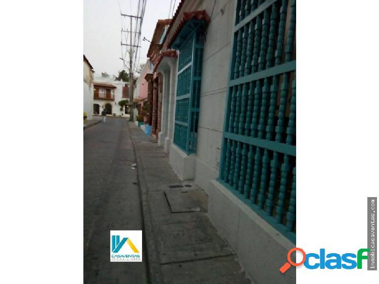 Casa colonial barrio getsemani cartagena