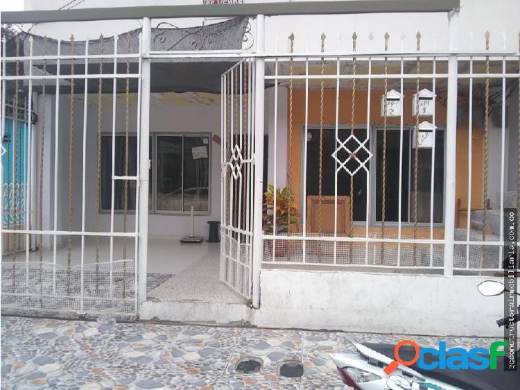 Se vende casa b/ la magdalena (bquilla)