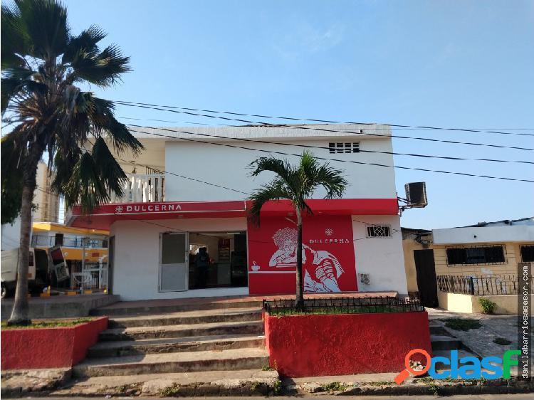 Casa comercial en venta delicias barranquilla